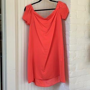 Coral Amanda Uprichard Dress